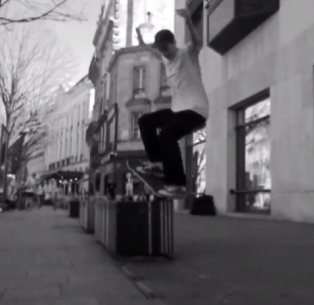 Converse CONS – The French Trio