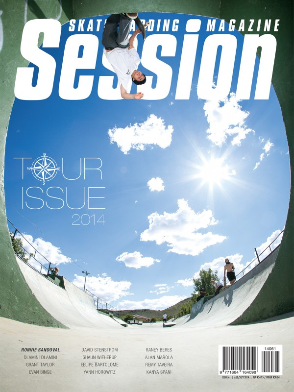 Issue 61 – August/September – 2014