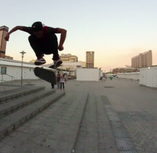 20sk8 –  Cape Town to the Cape Flats