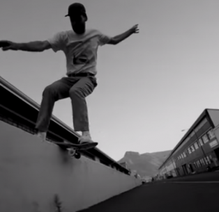 """Stock Skate Co – """"A postcard from Cape Town"""""""
