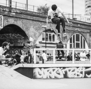 Converse – One Star World Tour in the UK