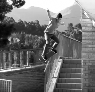 Plankie Skateboards – 'Keep Pretending' Part I