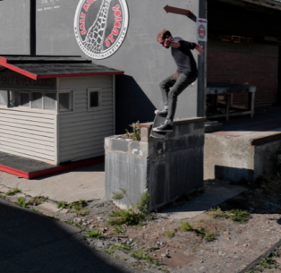 Crusty Corners – Juan Smit
